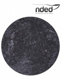 Pigment negru antracit pentru gel uv / acril Nded Germania, 3 gr, nr. 2465