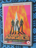 CHARLIE'S ANGELS - GET SOME ACTION - film ACTIUNE 1 DVD (original, CA NOU!!!), Engleza