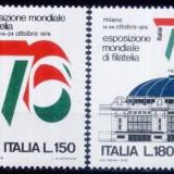 Italia 1976 - cat.nr.1255-6 neuzat,perfecta stare