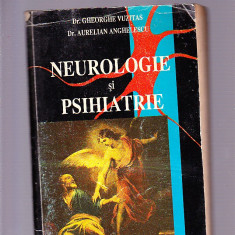 NEUROLOGIE SI PSIHATRIE - Carte Neurologie