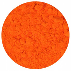 Pigment portocaliu pentru gel uv / acril Nded Germania, 3 gr, nr. 2312 - Gel unghii Nded, Gel colorat