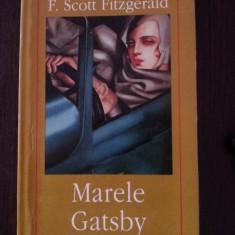 MARELE GATSBY -- F. Scott Fitzgerald -- 2002, 257 p.