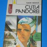 TUDOR NEGOITA - CUTIA PANDOREI. science fiction. colectia fantastic club (a316