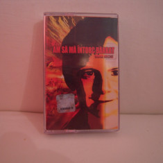 Vand caseta audio Vama Veche-Am Sa Ma Intorc Barbat, originala, raritate! - Muzica Pop mediapro music, Casete audio