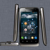 Lenovo A 789 - Telefon mobil Lenovo, Negru, 4GB, Neblocat, Dual SIM, Dual core