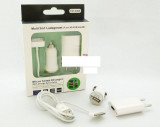 Kit accesorii iPhone 3GS / 4GS & iPad 2/3 & iPod DELUXE