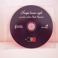 Vand cd Noapte Buna, Copii!, original, raritate!-fara coperti - Muzica pentru copii