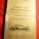 Prf. Ing.C.Mihailescu - Curs de Automobile, interbelica