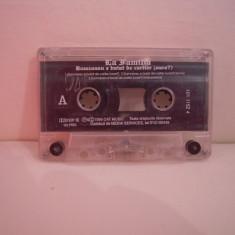 Vand caseta audio Voltaj-Povestea Oricui, originala, raritate! - Muzica Hip Hop cat music, Casete audio