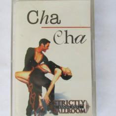CASETA MUZICA-CHA CHA - Muzica Ambientala, Casete audio