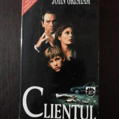 CLIENTUL -- John Grisham -- 1994, 555 p.