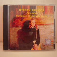 Vand cd Stefan Hrusca-Colinde - Romanian Christmas Carols, original