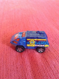 Macheta / jucarie masinuta de metal Politie (police) 7 cm, Mattel 2000 Matchbox, Hot Wheels