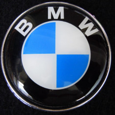 Emblema BMW capota / portbagaj - Embleme auto