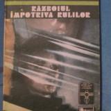 RAZBOIUL IMPOTRIVA RULILOR DE A.E.VAN VOGT, COLECTIA ROMANE SF 1988 - Carte SF