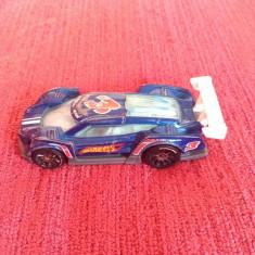Macheta / jucarie masinuta curse, metal Hotwheels Super Blitzen Mattel Malaysia - Macheta auto