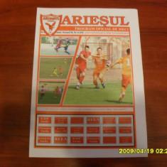 Program Ariesul Turda - U Cluj - Program meci