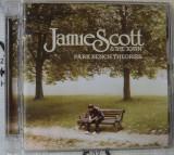 Jamie Scott - Park Bench Theories, CD