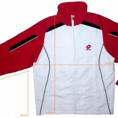 Jacheta sport LOTTO Italian Design, stare perfecta (S) cod-171176 - Trening barbati Lotto, Marime: S