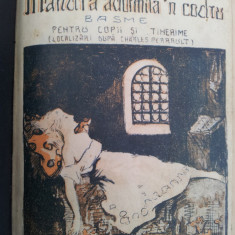 MÂNDRA ADORMITĂ ÎN CODRU/ BIETUL TUDOREL/ N. RĂDULESCU-NIGER/1926 - Carte veche