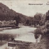 Ok-1468- Romania, M.Sziget, Sighetu Marmatiei, c.p. circ. 1915: Parcul Petofi
