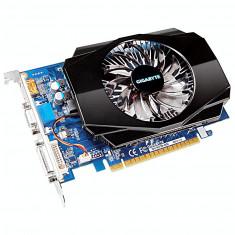 Placa video Gigabyte NVIDIA GeForce - Placa video PC Gigabyte, PCI Express, 2 GB