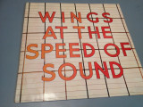 WINGS(Paul McCartney)- AT THE SPEED OF SOUND (1976 / EMI REC/ RFG ) - VINIL/ROCK, emi records