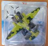 Macheta metal avion - Petlyakov Pe-2 - Avioane de Lupta RUSIA-URSS noua, 1:144