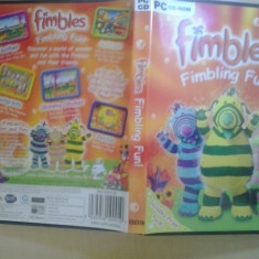 Joc PC - Fimbles - Fimbling fun - (GameLand - sute de jocuri), Educationale, Toate varstele, Single player