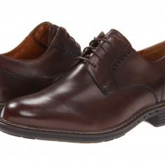 Pantofi Clarks Un.Walk | 100% originali, import SUA, 10 zile lucratoare - Pantof barbat Clarks, Piele intoarsa