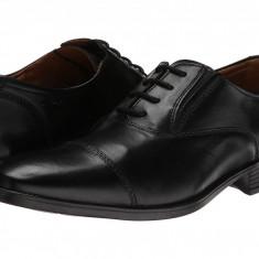 Pantofi Clarks Kalden Cap | 100% originali, import SUA, 10 zile lucratoare - Pantofi barbat