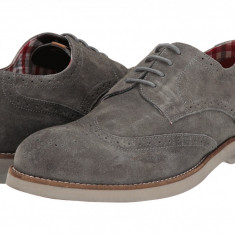 Pantofi Ben Sherman Ronnie Suede | 100% originali, import SUA, 10 zile lucratoare - Pantof barbat Ben Sherman, Piele naturala