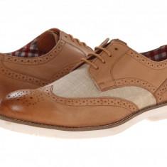 Pantofi Ben Sherman Ronnie Wing | 100% originali, import SUA, 10 zile lucratoare - Pantofi barbat Ben Sherman, Piele naturala