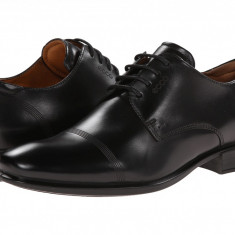 Pantofi ECCO Cairo Modern Cap Toe Tie   100% originali, import SUA, 10 zile lucratoare - Pantofi barbat Ecco, Piele naturala
