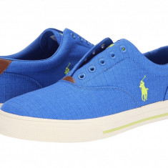 Pantofi Polo Ralph Lauren Vito | 100% originali, import SUA, 10 zile lucratoare - Pantofi barbat Ralph Lauren, Piele intoarsa, Sport