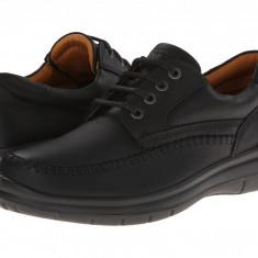 Pantofi ECCO SeaWalker Tie | 100% originali, import SUA, 10 zile lucratoare - Pantofi barbat Ecco, Piele intoarsa, Casual