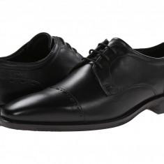 Pantofi ECCO Faro Cap Toe Tie | 100% originali, import SUA, 10 zile lucratoare - Pantofi barbat Ecco, Piele naturala