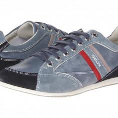 Pantofi Geox Uomo Andrea 5 | 100% originali, import SUA, 10 zile lucratoare - Pantofi barbat Geox, Casual