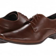 Pantofi Calvin Klein Brodie | 100% originali, import SUA, 10 zile lucratoare - Pantofi barbat Calvin Klein, Piele naturala