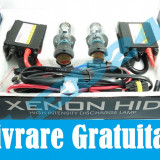Kit Bi-Xenon H4 35W 4300k, 5000k, 6000k, 8000k  - Improved Slim Digital