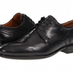 Pantofi ECCO Cairo Apron Toe Tie | 100% originali, import SUA, 10 zile lucratoare, Piele naturala, Casual