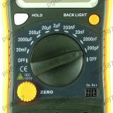 Aparat de masura, capacimetru - CA6013 - 110851