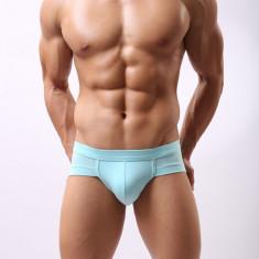 Sexy Chilot Chiloti Underwear Barbati Male Lenjerie LLL No.1022 Klein Push Up - Chiloti barbati, Marime: M, L, XXL, Culoare: Alb, Albastru, Bleu, Khaki, Roz, Verde