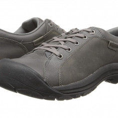 Pantofi Keen Briggs Leather | 100% originali, import SUA, 10 zile lucratoare - Pantofi barbat Keen, Piele naturala, Casual