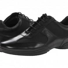 Pantofi Geox Uomo City | 100% originali, import SUA, 10 zile lucratoare - Pantofi barbat Geox, Piele intoarsa