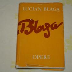 Lucian Blaga - Opere - 6 - Hronicul si Cantecul varstelor - Ed. Minerva - 1979