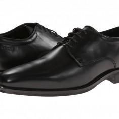 Pantofi ECCO Faro Tie | 100% originali, import SUA, 10 zile lucratoare - Pantofi barbat Ecco, Piele naturala