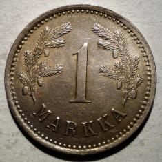 E.365 FINLANDA 1 MARKKA 1921 XF, Europa