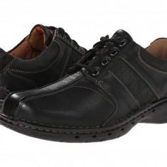 Pantofi Clarks Un.coil | 100% originali, import SUA, 10 zile lucratoare - Pantof barbat Clarks, Piele naturala