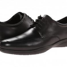 Pantofi ECCO Grenoble Tie | 100% originali, import SUA, 10 zile lucratoare - Pantofi barbat Ecco, Piele intoarsa